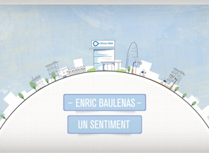 Enric Baulenas, Clínica GMA