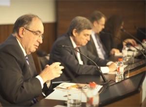 Presentación de Món Empresarial en el Colegio de Economistas