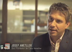 Josep Ametller, Casa Ametller